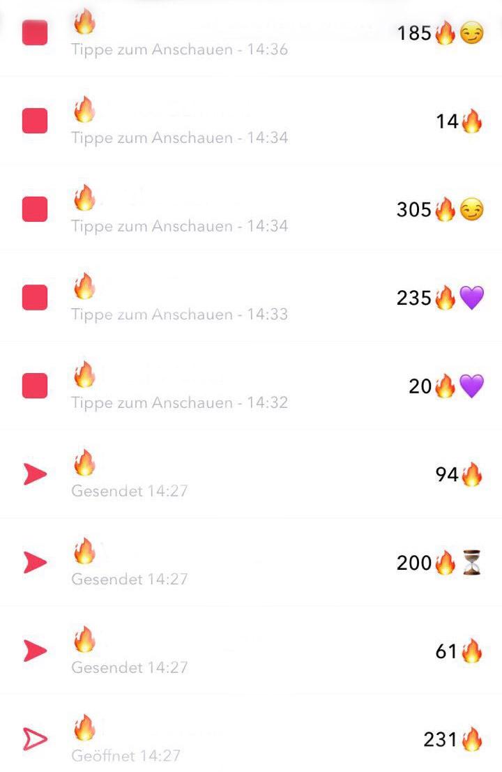 Snapchat flammen zurück bekommen